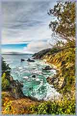 Big Sur shore jigsaw puzzle