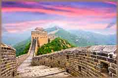 Mobile - PC Great Wall of China jigsaw puzzle