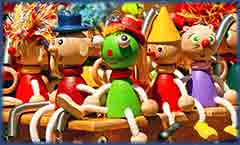 Mobile - PC colorfull_wooden_puppets jigsaw puzzle