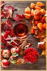 fall harvesting on wood jigsaw puzzle