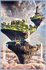 floating islands jigsaw puzzle