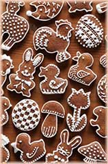 gingerbread cookies jigsaw puzzle