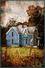 old scary house jigsaw puzzle