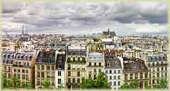 Mobile - PC Group of  panoramic paris roofs jigsaw puzzle