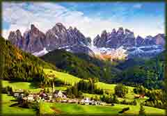 Mobile - PC Group of  trentino alto adige italy jigsaw puzzle