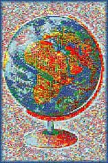 world flags jigsaw puzzle